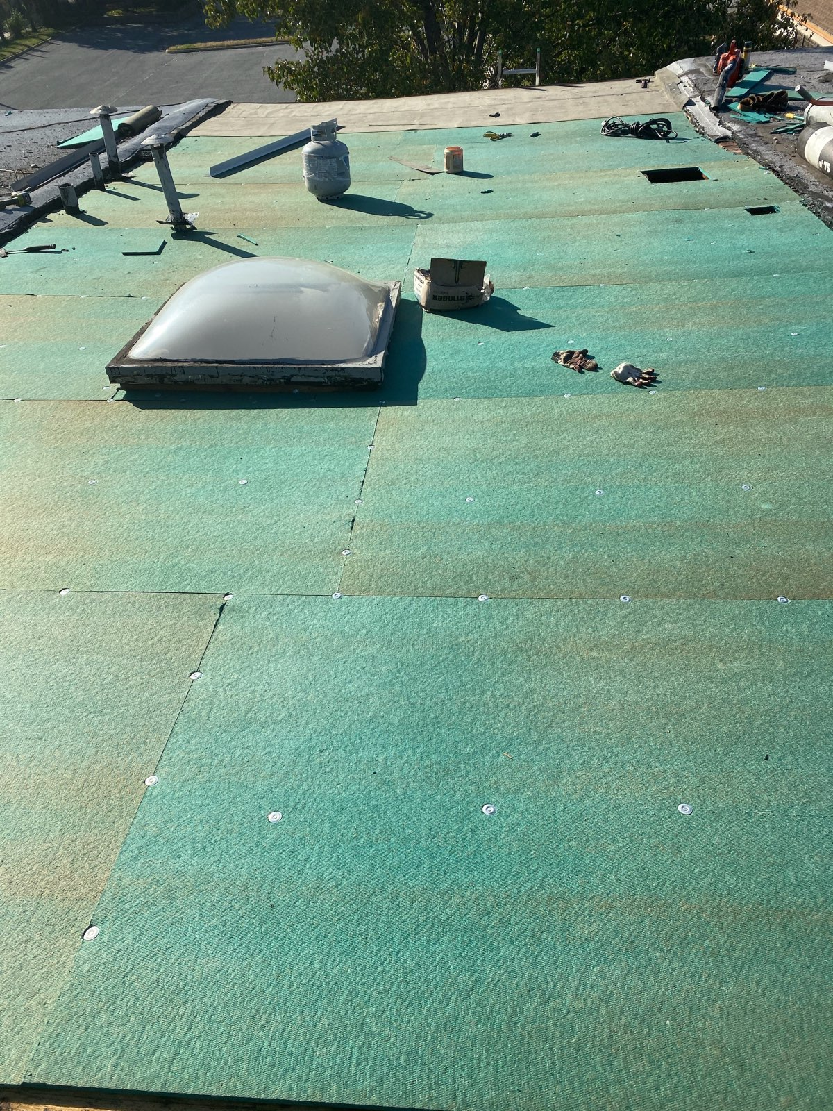 flat roof repair maryland